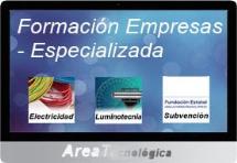 Formación Especializada  (Ingeniería)
