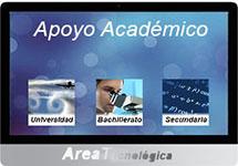 Orientación académica y refuerzo escolar